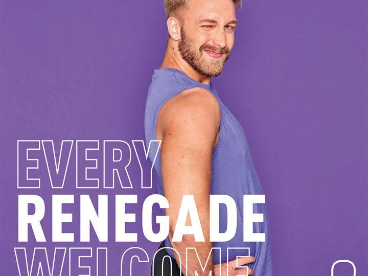 Martin Brent – PureGym – Celebrates Pride 2019.